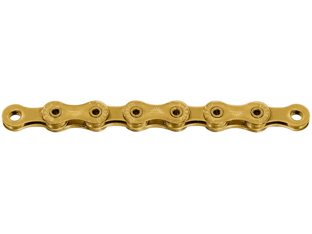 SunRace CN12H Ketten 12-fach gold